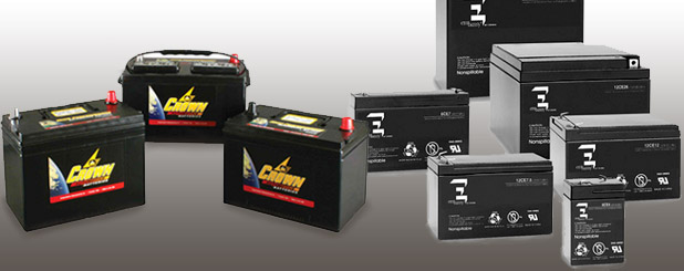 Automotive and Sealed Lead Acid Batteries